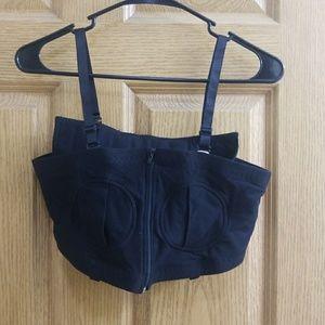 Hands-free bra